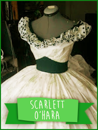 Scarlett O'Hara BBQ Dress